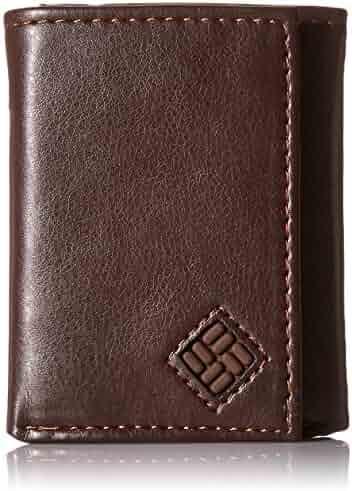 Columbia Men's Trifold Wallet