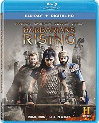 Barbarians Rising [Blu-ray]