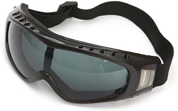 Guoyy - Gafas de protección universales para gafas de sol, gafas de protección para escalada de montaña, color gris