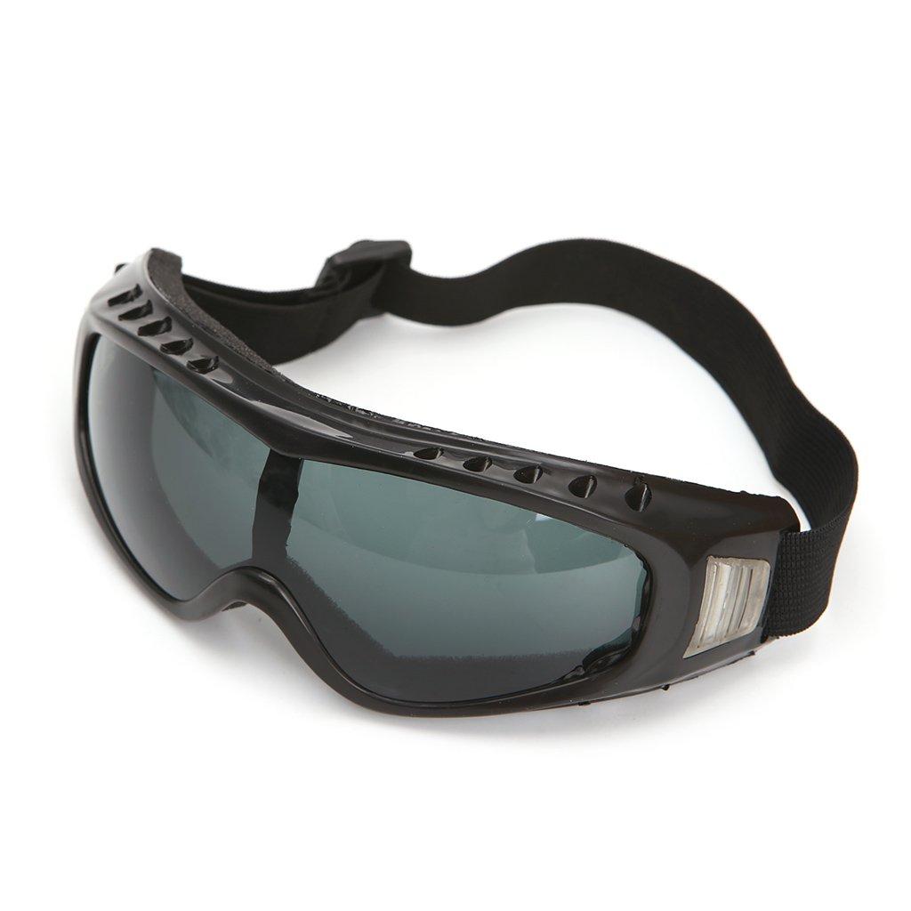 jiamins Gafas de esquí y Moto de Seguridad, protección de Ojos Gafas de protección antiviento y Anti Polvo antivaho, Transparente protección de Ojos Gafas de protección antiviento y Anti Polvo antivaho