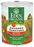 Eden Foods Crushed Tomatoes (12x28 Oz)