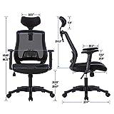MBOO Ergonomic High Back Mesh Office Chair