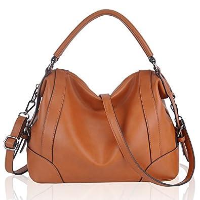 Handbags,Ladies Top-handles Leather Designer Messenger Handbags ...