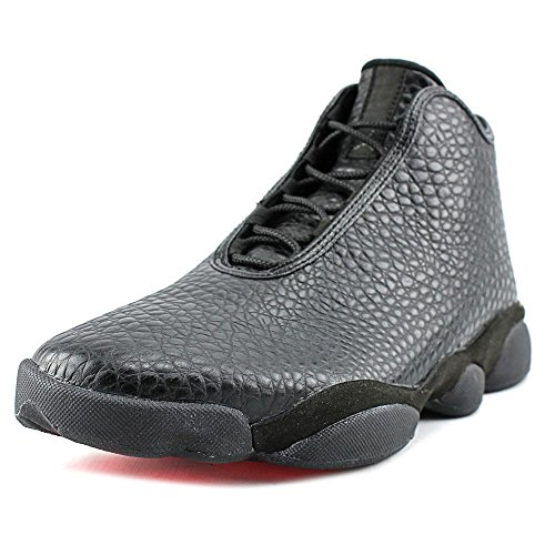 Jordan Horizon Premium Men Black Sneakers Black/Dark Grey-black
