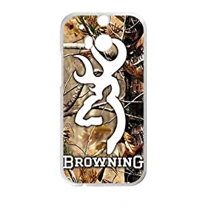 Autumn scenery Browning Cell Phone Case for HTC One M8 by ruishername
