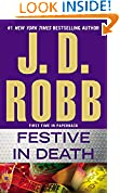 #5: Festive in Death (In Death, Book 39)