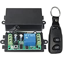 """""""DC 12V 10A Relay 1CH Wireless RF Remote Control Switch Transmitter + Receiver"""" shopping"""