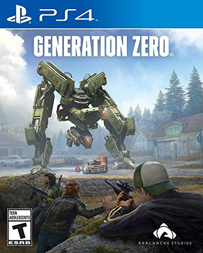 Generation Zero - PS4 - PlayStation 4 Standard Edition