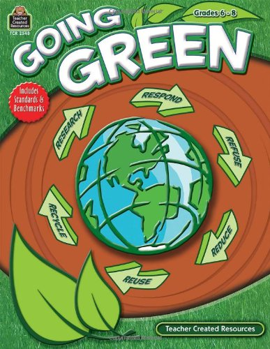 Going Green Grd 6-8 pdf
