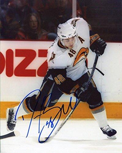 Autographed Daniel Briere (Colorado Avalanche) Photo - 8x10 - Autographed  NHL Photos ad340df34