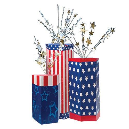 Patriotic Float Decoration ()