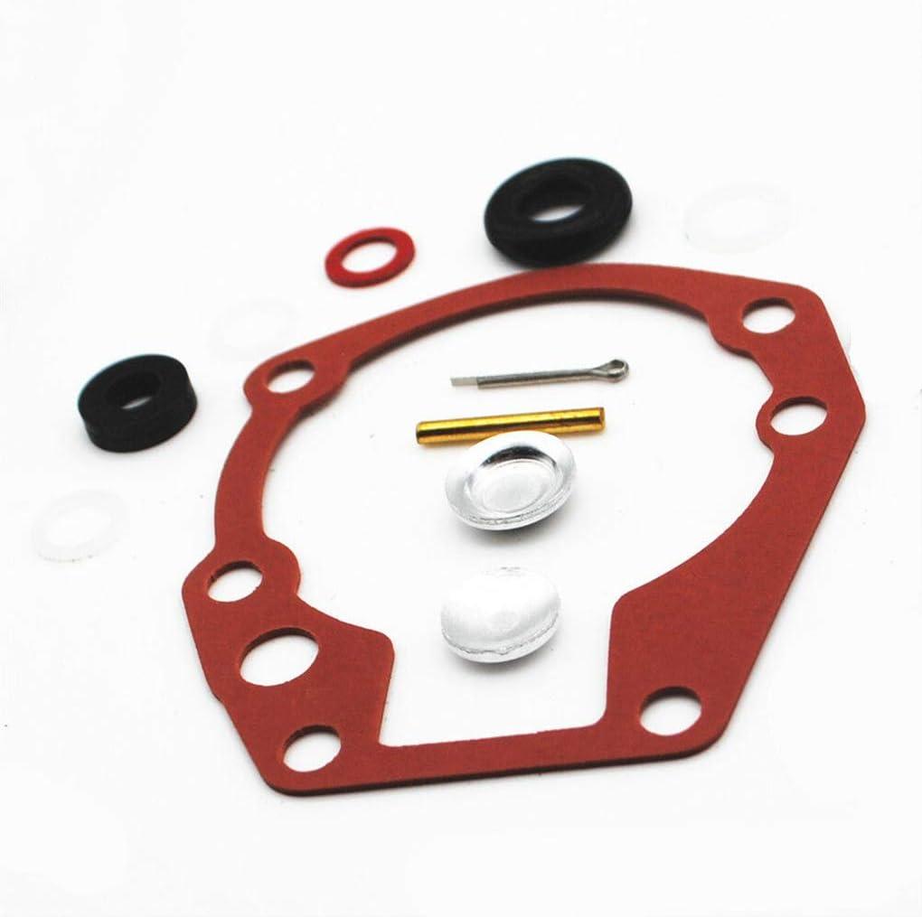 ben-gi pour Le Remplacement Johnson Evinrude 6cv 5.5hp 7.5hp 10hp pi/èces du carburateur Moteur Carburateur Reconstruit Carb Kit de r/éparation