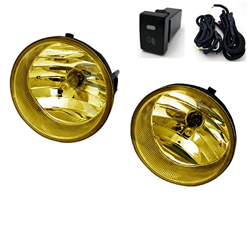 05 tacoma yellow fog lights - 8