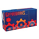 Ammex TLF42100 Latex Gloves Gloveworks Disposable, Powder Free, Industrial, 4 mil, Small, White (Case of 1000)