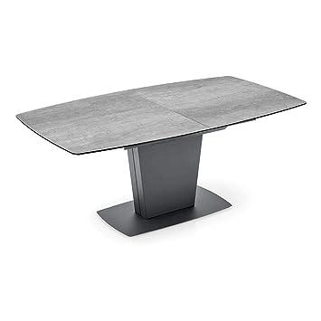 Table Plateau Ceramique Extensible.Inside Table De Repas Extensible Jadis Gm Plateau En