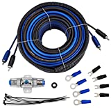 8 gauge wiring kit - InstallGear 8 Gauge Amp Install Kit
