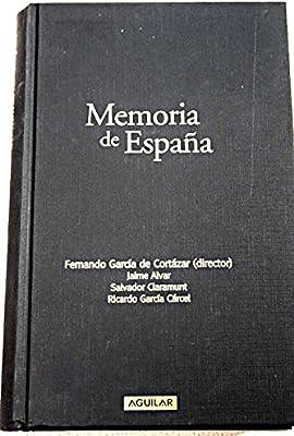 MEMORIA DE ESPAÑA: Amazon.es: VV. AA. - Jaime Alvar - Salvador ...
