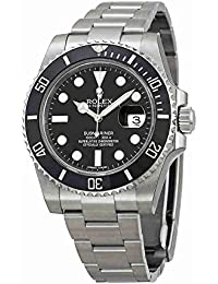 Submariner Date Black Dial Ceramic Bezel Men's Watch 116610LN