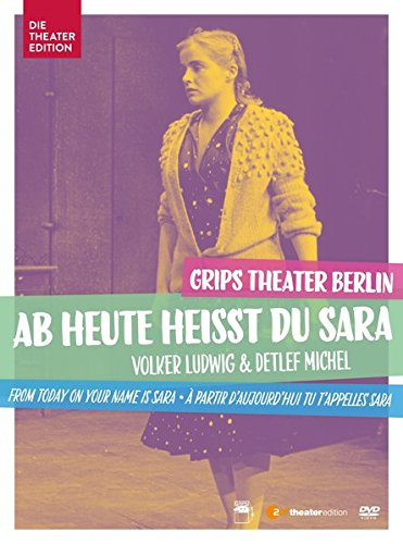 Ab heute heisst du Sara - From today, your name is ()