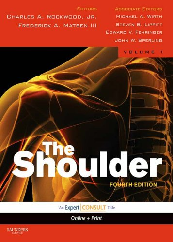The Shoulder, 2-Volume Set: Expert Consult (Shoulder (Rockwood/Matsen)(2 Vol.)) Pdf