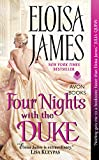 Four Nights with the Duke (Desperate Duchesses Book 8) by  Eloisa James in stock, buy online here