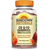 Sundown Naturals Co Q-10 200 mg Gummies, 50 Count by Sundown