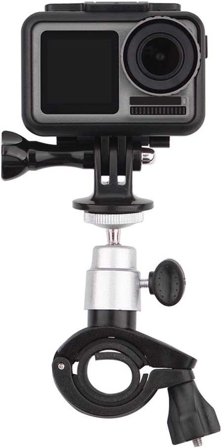 MYA - Soporte de fijación para cámara de Fotos de Bicicleta ...
