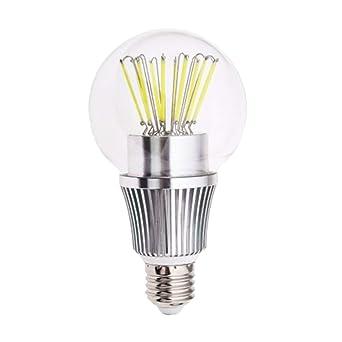 Calidad de ahorro de energía bombilla LED de luz de lámpara 9W blanco blanco/caliente