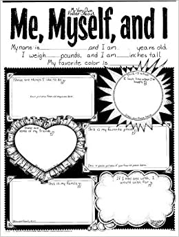 About Me Myself And I School Specialty Publishing