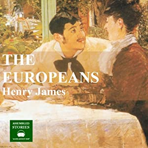 The Europeans Hörbuch