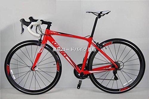 ジャイアン2018モデル 高級品 赤 GIANT 自転車 ロードバイク [並行輸入品] B07447B2K4