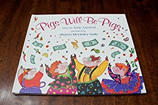 book cover of Pigs Will be Pigs