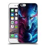 "Official Jonas ""JoJoesArt"" Jödicke Wolf Galaxy Wildlife Soft Gel Case for Apple iPhone 6 / 6s"