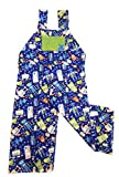 Bailey Bug Baby and Toddler Robot Book Overalls (24 Months - 2T)