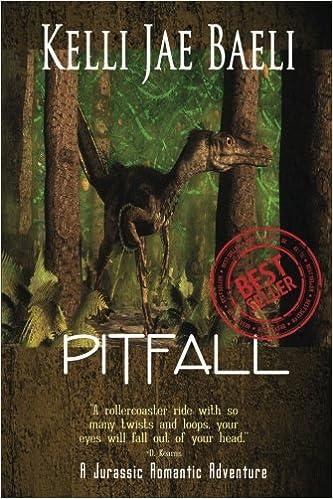 Pitfall (A Jurassic Romantic Adventure): Lesbians. Dinosaurs. Time-Travel. Fun.