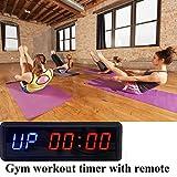 BTBSIGN LED Interval Timer Count Down/Up Clock