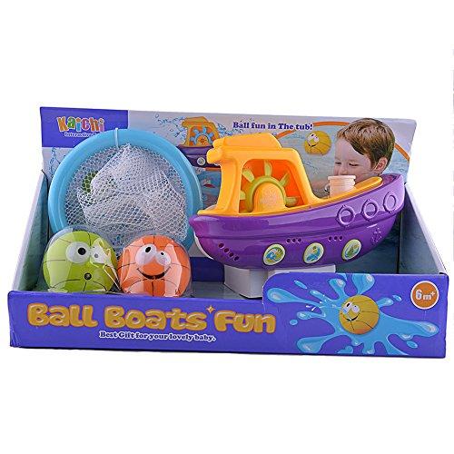 FunsLane Baby Bath Bundle Balls
