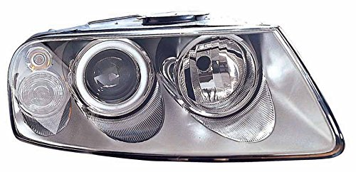 For 2004 2005 2006 2007 Volkswagen Touareg Headlight Headlamp Assembly Passenger Right Side Replacement VW2503132