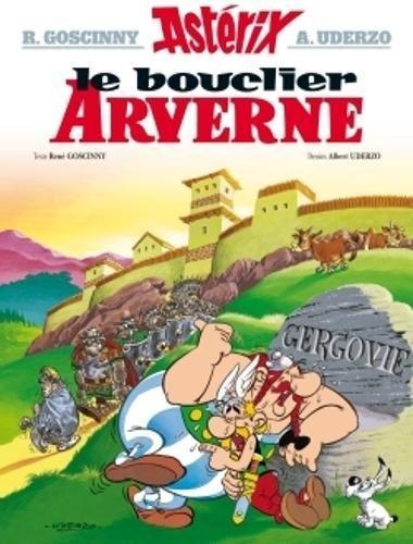 Astérix - Le bouclier arverne - n°11 Relié – 18 novembre 2004 René Goscinny Albert Uderzo HACHETTE ASTERIX 2012101437