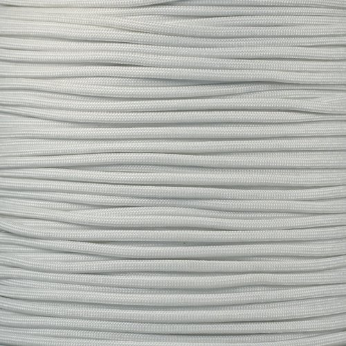 Military Parachute (250' - 1000' Spools of Parachute Cord Paracord Planet Type III Military Specification 550)