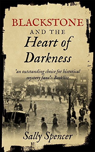 - Blackstone and the Heart of Darkness (The Blackstone Detective series Book 6)