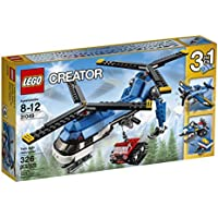 LEGO Creator Twin Spin Helicopter 31049 Children's Toy