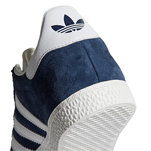 Sneaker ftwr Noir Bleu Low Adidas top Navy White Chaussures Rose Baskets Gazelle Femme xZnnT0wFqP