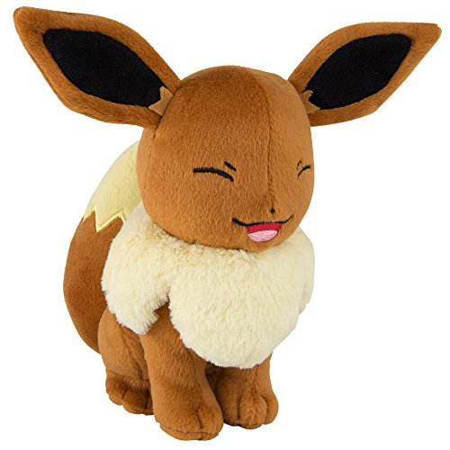 Pokemon Eevee  8 inch Collectable Plush Toy