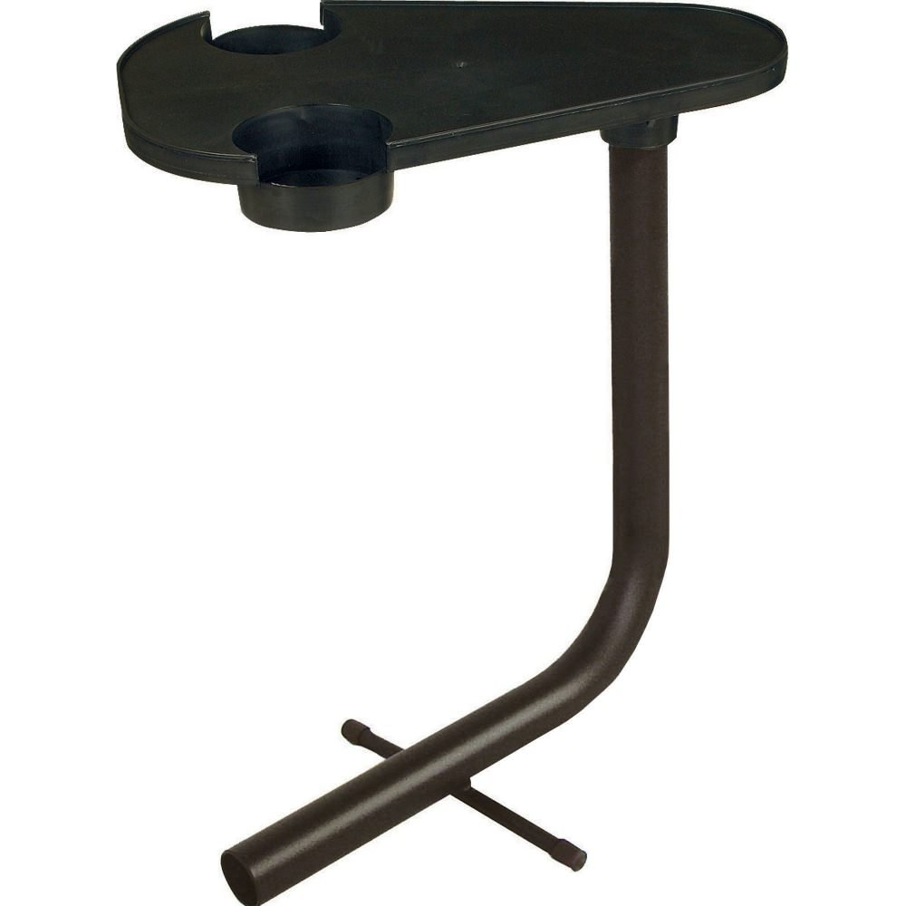 Pawley's Island TBLBKTX Steel Hammock Table, Black by Pawley's Island (Image #1)