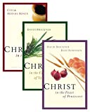 img - for Christ in the Passover/Christ in the Feast of Pentecost/Christ in the Feast of Tabernacles Set book / textbook / text book