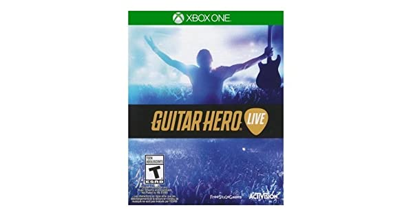 Guitar Hero: Live for Xbox One (Game ONLY) Xbox One by activation: Amazon.es: Videojuegos