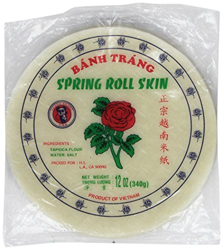 Spring Roll Wrapper Rice Paper