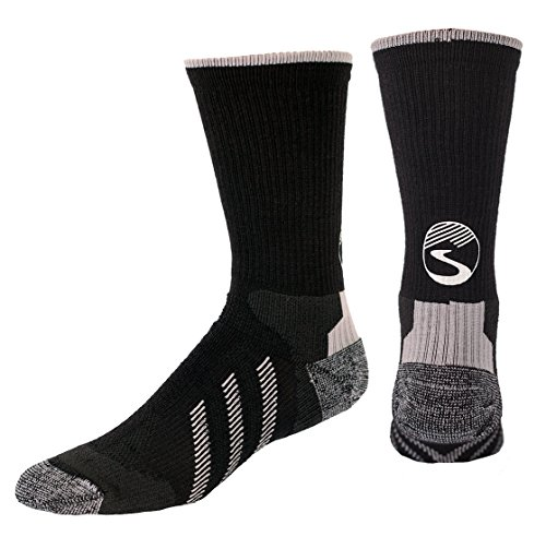 Showers Pass Reflective Torch Crew - Crew Trim Fit Crew Socks