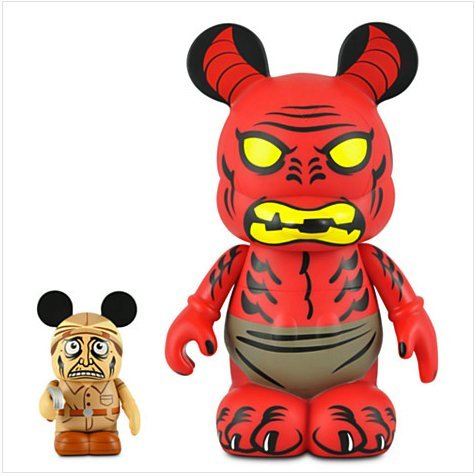 Vinylmation Urban 8 Series Monster with Figure - 9
